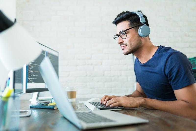 Développeur web auto-entrepreneur